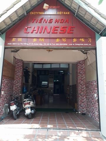 Tiếng Hoa Chinese TP.Hồ Chí Minh