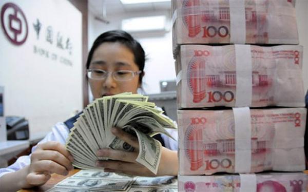 Đọc mệnh giá tiền bằng tiếng Trung