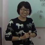 Cô Lã Đan  Giáo viên Trung Quốc